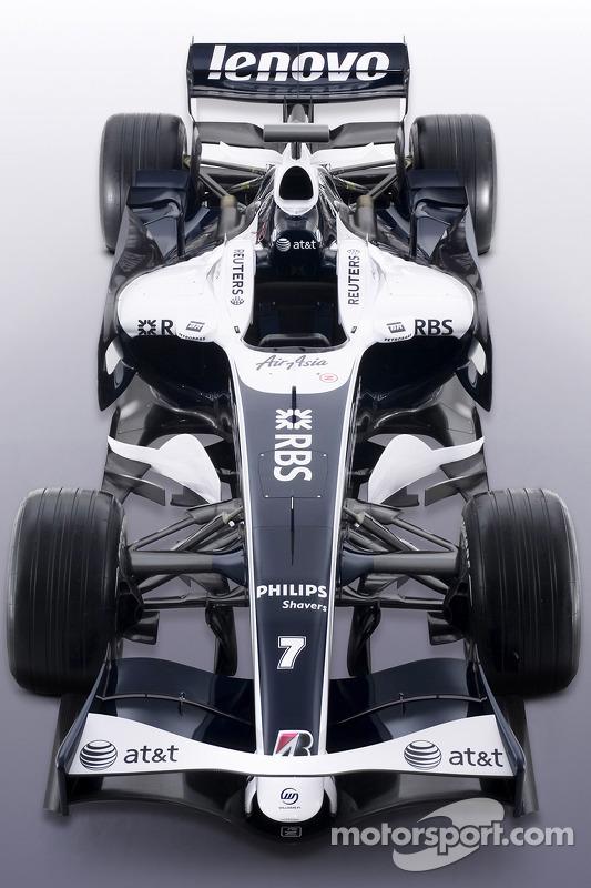 Der neue Williams FW30