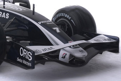 Detalle del Williams FW30