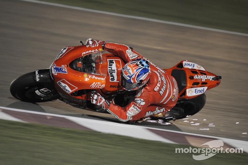 MotoGP, Doha 2008: Casey Stoner, Ducati Desmosedici GP8
