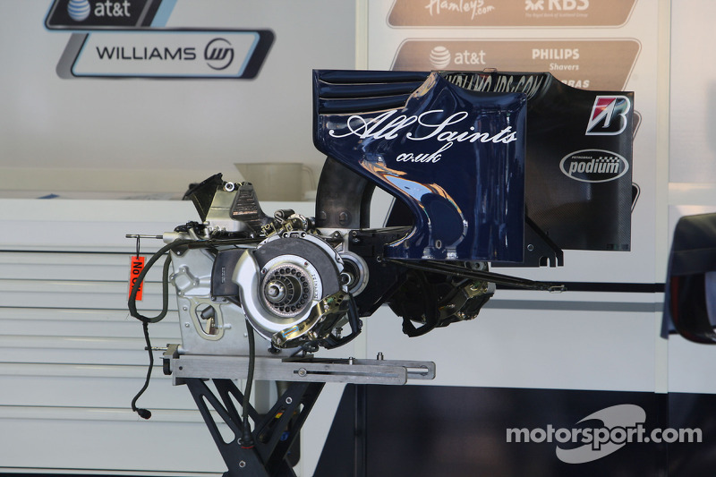 Gear Box of Williams