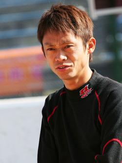 #36 Petronas Tom'S SC430: Juichi Wakisaka