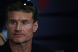 Conférence de presse FIA: David Coulthard, Red Bull Racing