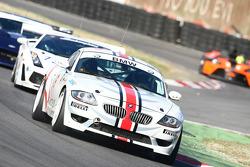 Brixia Racing Aston Martin DBRS9: Marcello Zani, Gianluca Giraudi