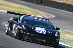 #48 Reiter Engineering Lamborghini Gallardo GT3: Oliver Morley, Tom Ferrier