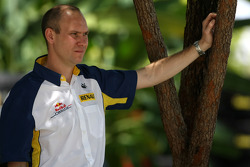Red Bull Racing, Renault, Engineer