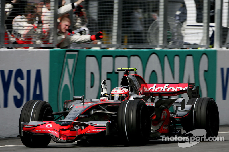 Heikki Kovalainen - 1 galibiyet