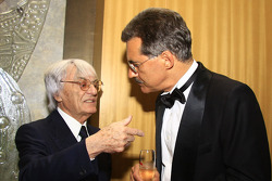 Gala Dinner: Bernie Ecclestone and Dr Mario Thessien