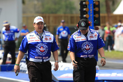 John Force Splits With Funny Car Crew Chief Jimmy Prock
