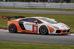 GT3 Lamborghini Gallardo: Oliver Moreley and Tom Ferrier