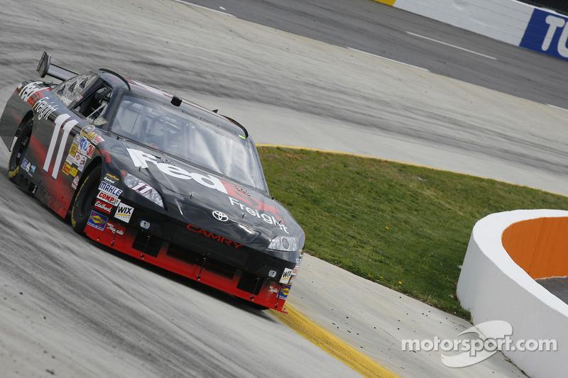 2008, Martinsville 1: Denny Hamlin (Gibbs-Toyota)