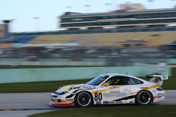 #80 Synergy Racing Porsche GT3 Cup: Jan Heylen, Steve Johnson
