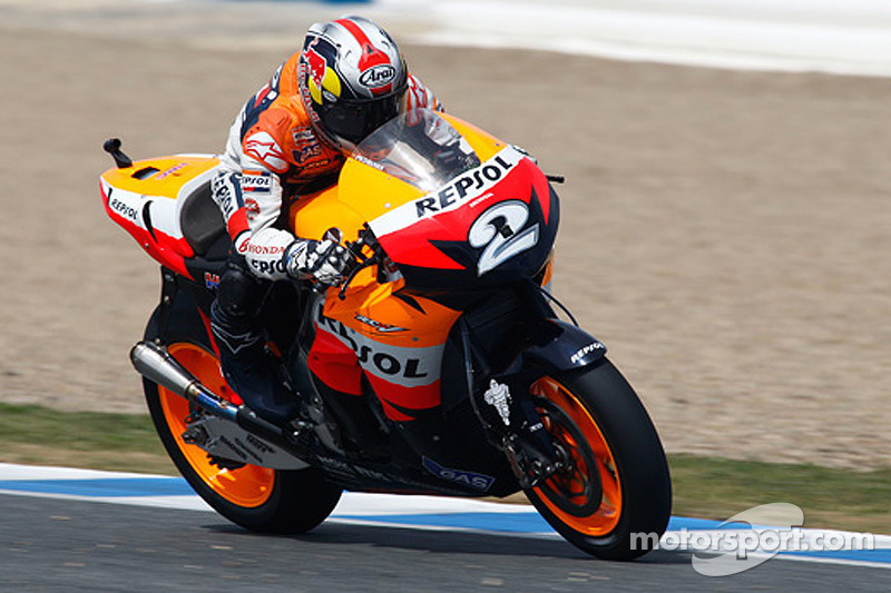 2008 Dani Pedrosa (Honda RC212V)