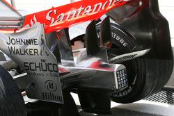 McLaren Mercedes, MP4-23, detail