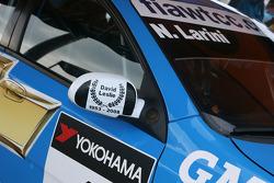Nicola Larini, Chevrolet, Chevrolet Lacetti