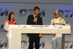 DTM presentation, Dusseldorf, Germany