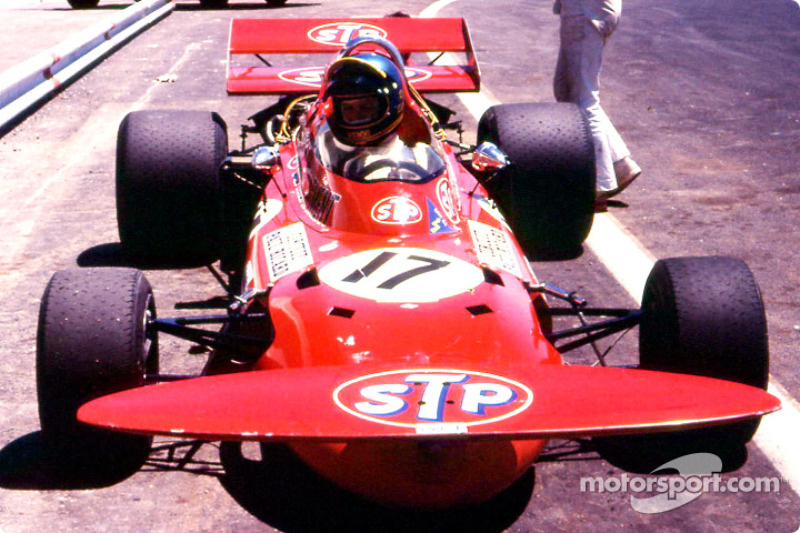 Ronnie Peterson: March (1970-1972 y 1976)