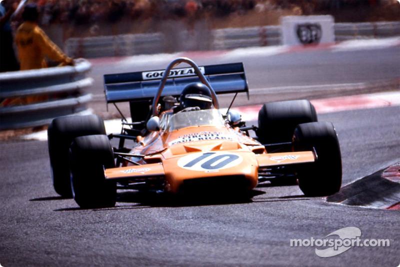 Peter Gethin, McLaren M19A (1971-1972)