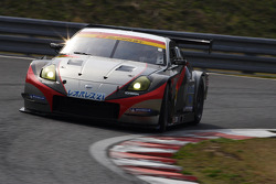 #26 Yunker Power Taisan Porsche: Nobuteru Taniguchi, Shinichi Yamaji