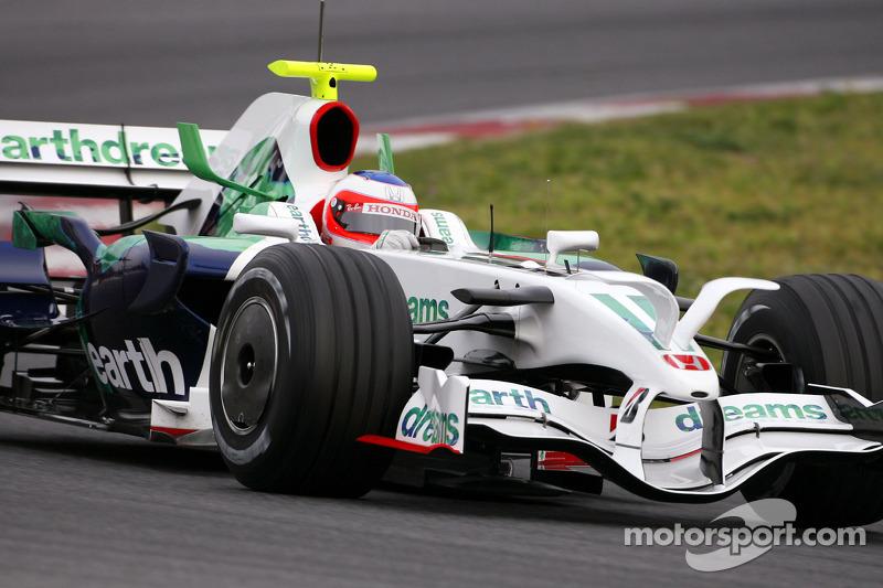 Honda RA108 (2008)
