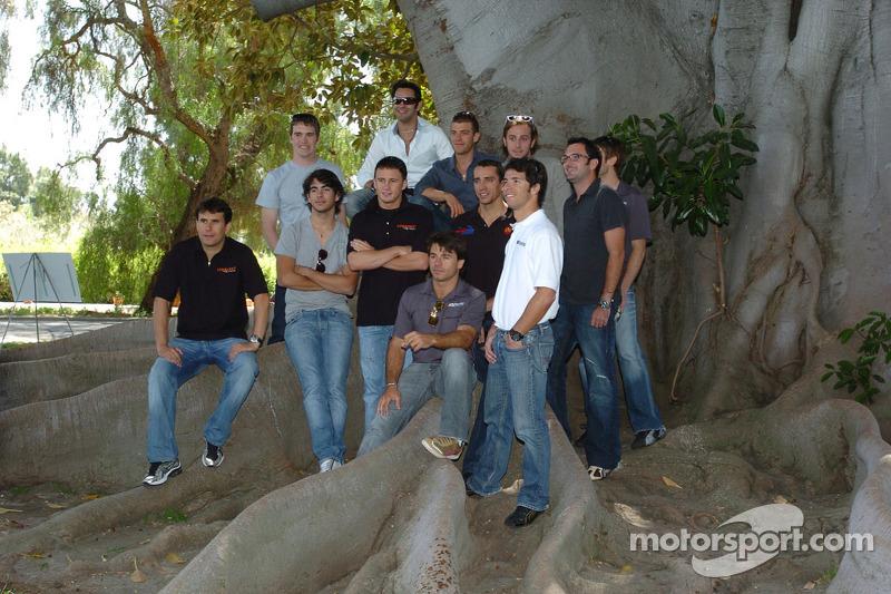 Champ Car drivers