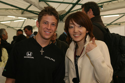 Honda Welcome Party: Marco Andretti
