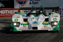 #8 B-K Motorsports Lola B07-46 Mazda: Ben Devlin, Gerardo Bonilla