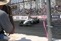 Graham Rahal in trouble