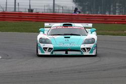 #13 Rbimmo B Racing Team Saleen S7-R: Andrea Piccini, Jos Menten