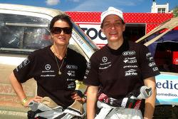 Antonia De Roissard and Ellen Lohr