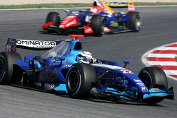 Andreas Zuber, Piquet Sports, Javier Villa, Racing Engineering