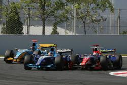 Javier Villa, Racing Engineering y Pastor Maldonado Piquet Sports