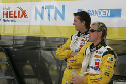 Per-Gunnar Andersson and Toni Gardemeister