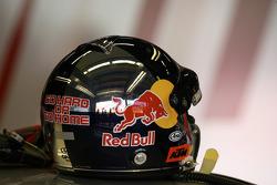 Helmet of Mattias Ekström, Audi Sport Team Abt Sportsline, Audi A4 DTM