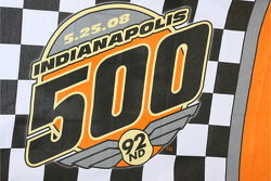 The official logo of the Indianapolis 500
