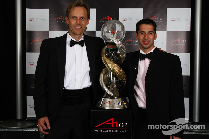 A1GP Awards Gala, London, England