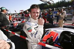 Race winner Nicolas Minassian celebrates