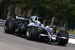 Nico Rosberg, Williams F1 Team, FW30 with new engine cover
