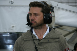 Team Owner Jason Priestley