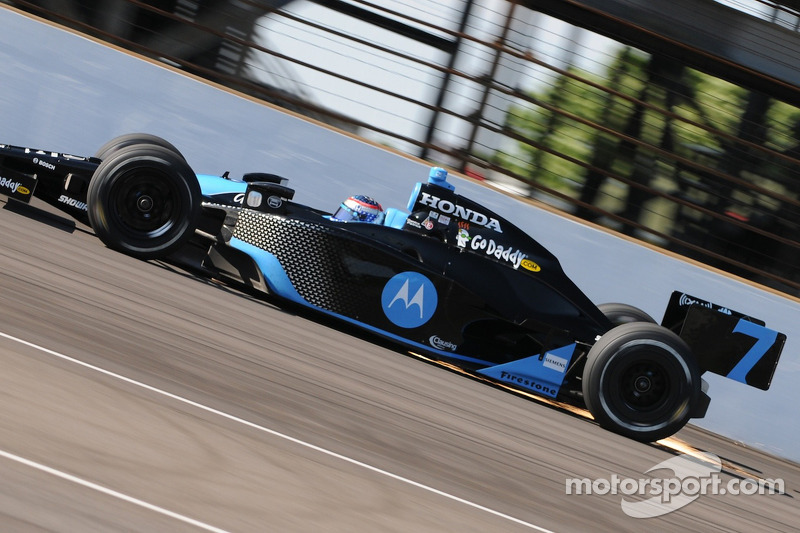 IndyCar, Indianapolis 2008: Danica Patrick, Andretti Green, Honda