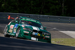 #277 BMW 335d: Henning Meyersrenken, Herbert Steiner, Markus Sedlmeier
