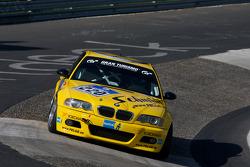 #220 BMW M3: Michael Luther, Franz Brenauer, Joachim Kiesch