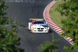#5 Motorsport Arena Oschersleben BMW Z4 M-Coupe: Claudia Hürtgen, Stian Sorlie, Jörg Viebahn, Richard Göransson