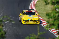 #18 AC Radevormwald e.V. im ADAC BMW 840 CI: Martin Wagenstetter, Heinz-Werner Lenz, Mirco Schultis