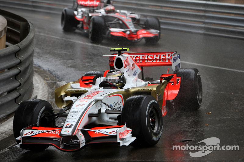 Giancarlo Fisichella: 229 Rennen