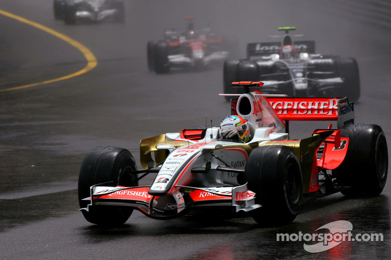25 мая 2008. Гран При Монако