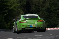 #7 Aston Martin V8 Vantage N24: Ulrich Bez, Christopher Porritt, Wolfgang Schuhbauer, Richard Meaden