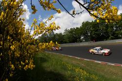 #114 Kissling Motorsport Opel Manta: Hans-Olaf Beckmann, Peter Hass, Bernhard Schmittner