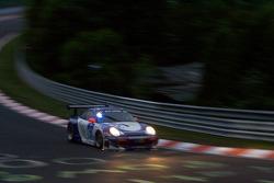 #23 Manthey Racing Porsche 911 GT3-MR: Armin Hahne, Christian Haarmann, Jochen Krumbach, Pierre Kaffer