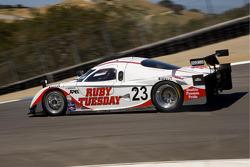 Alex Job Racing Ruby Tuesday Porsche Crawford : Bill Auberlen, Joey Hand