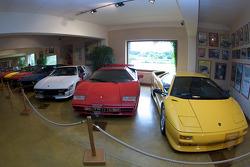 Lamborghini area